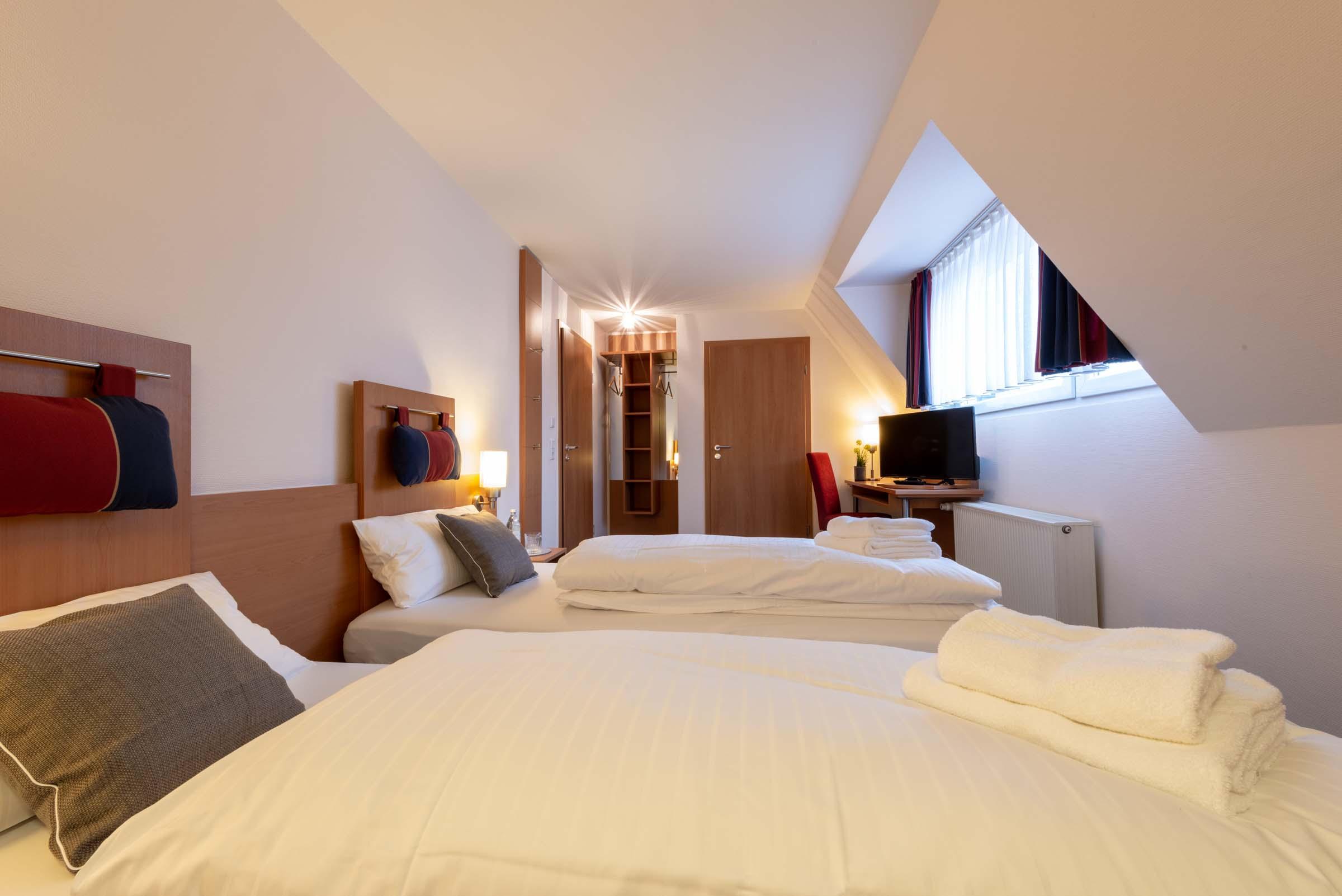 Hotel Werk 2 Bocholt Doppelzimmer