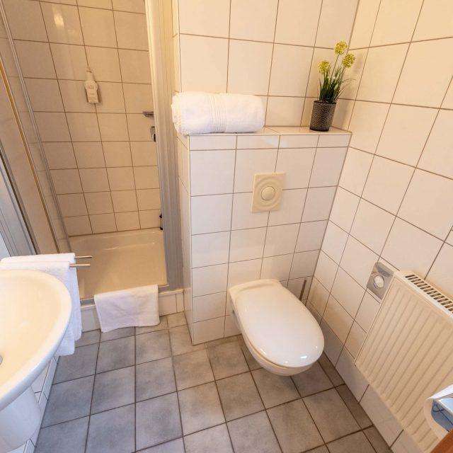 Hotel Werk 2 Bocholt Einzelzimmer Bad
