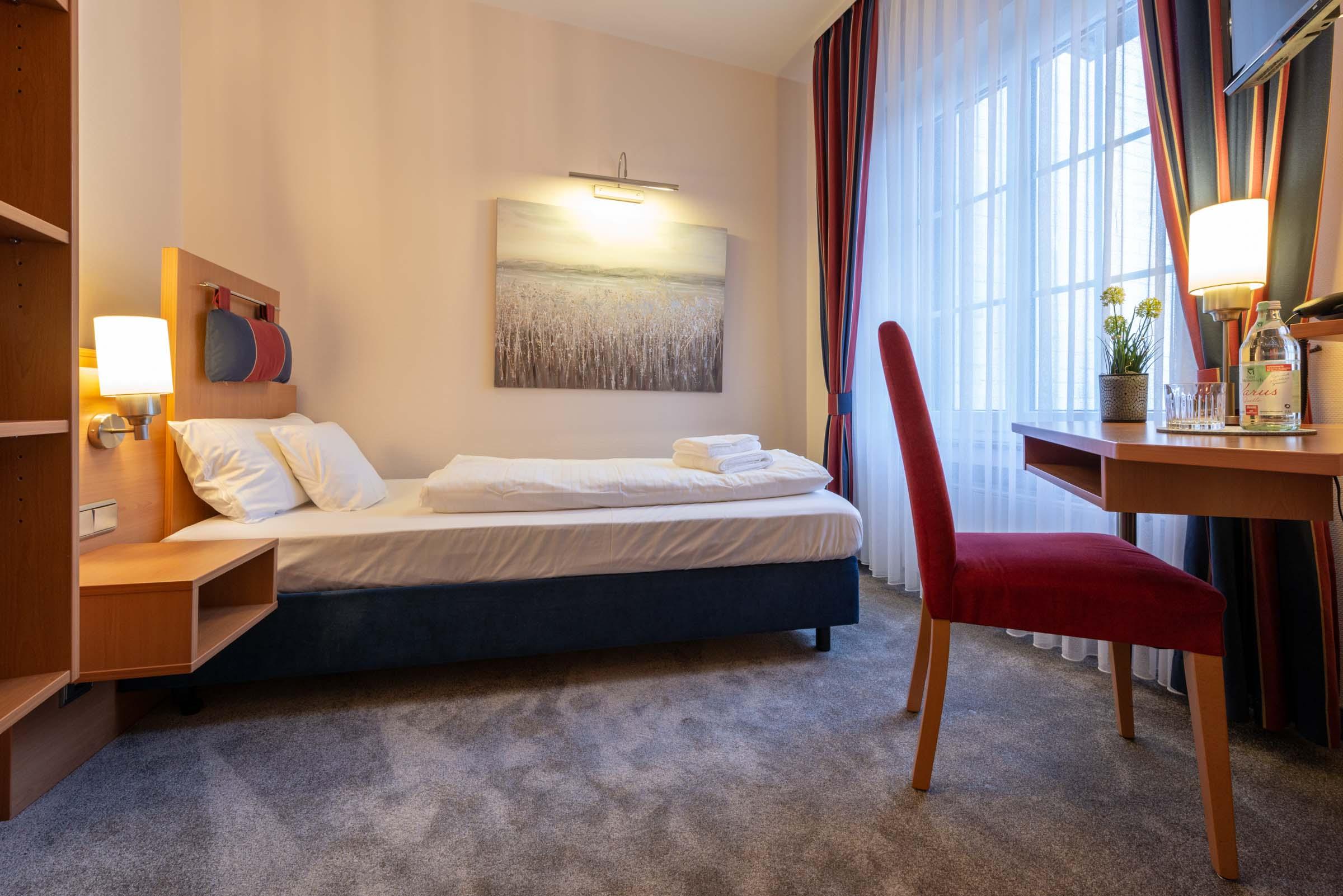 Hotel Werk 2 Bocholt Einzelzimmer
